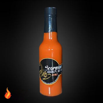 Scorpion Gourmet Hot Sauce 5 OZ - Mild