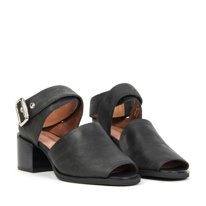 BLAINE-2 Luxe Open-Toe Shoe