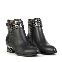 Jeffrey Campbell Belshaw Ankle Bootie. Black Leather. Designed In California. Free, Fast Shipping Over $150. Afterpay & ZipPay Available. Sale On Now.