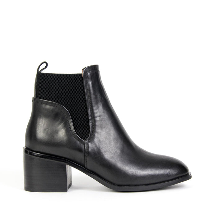 FULMER Chelsea Boot Black