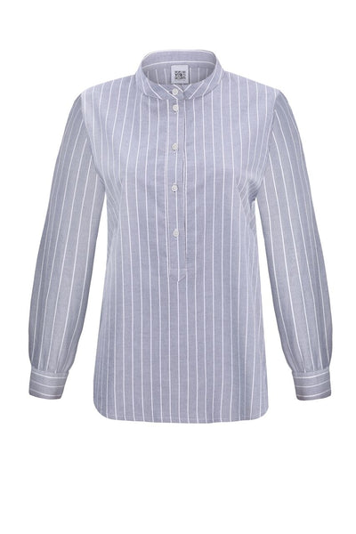ARUM - Striped Organic Cotton Shirt