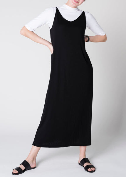 TRIANGLE Tencel Dress