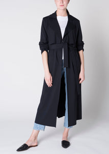 LOTIC Trench Coat