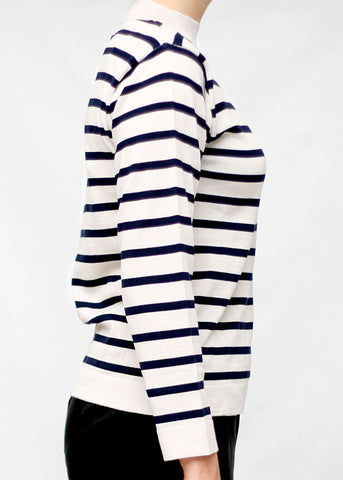 AMIE - Striped sweater