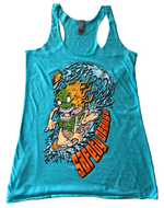 Tank Top - Women's - Surf Monster