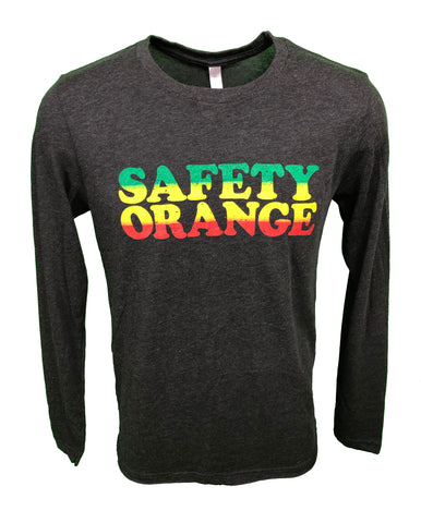 Long Sleeve Shirt - Men's - Rasta