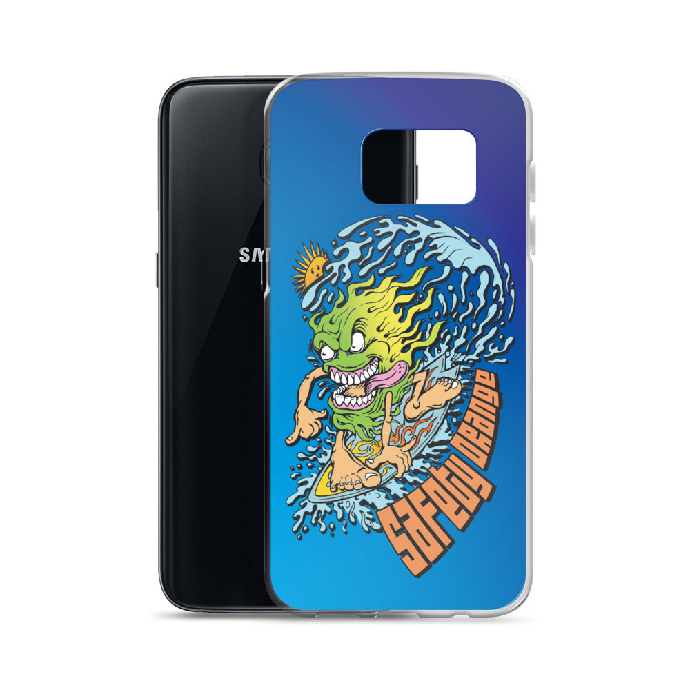 Zprintful - Surf Monster Samsung Case