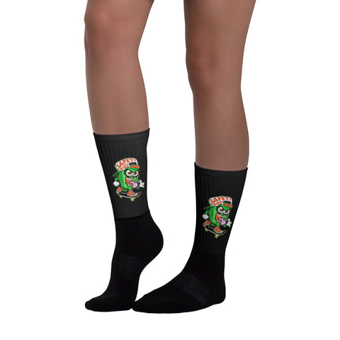 Skate Monster Socks