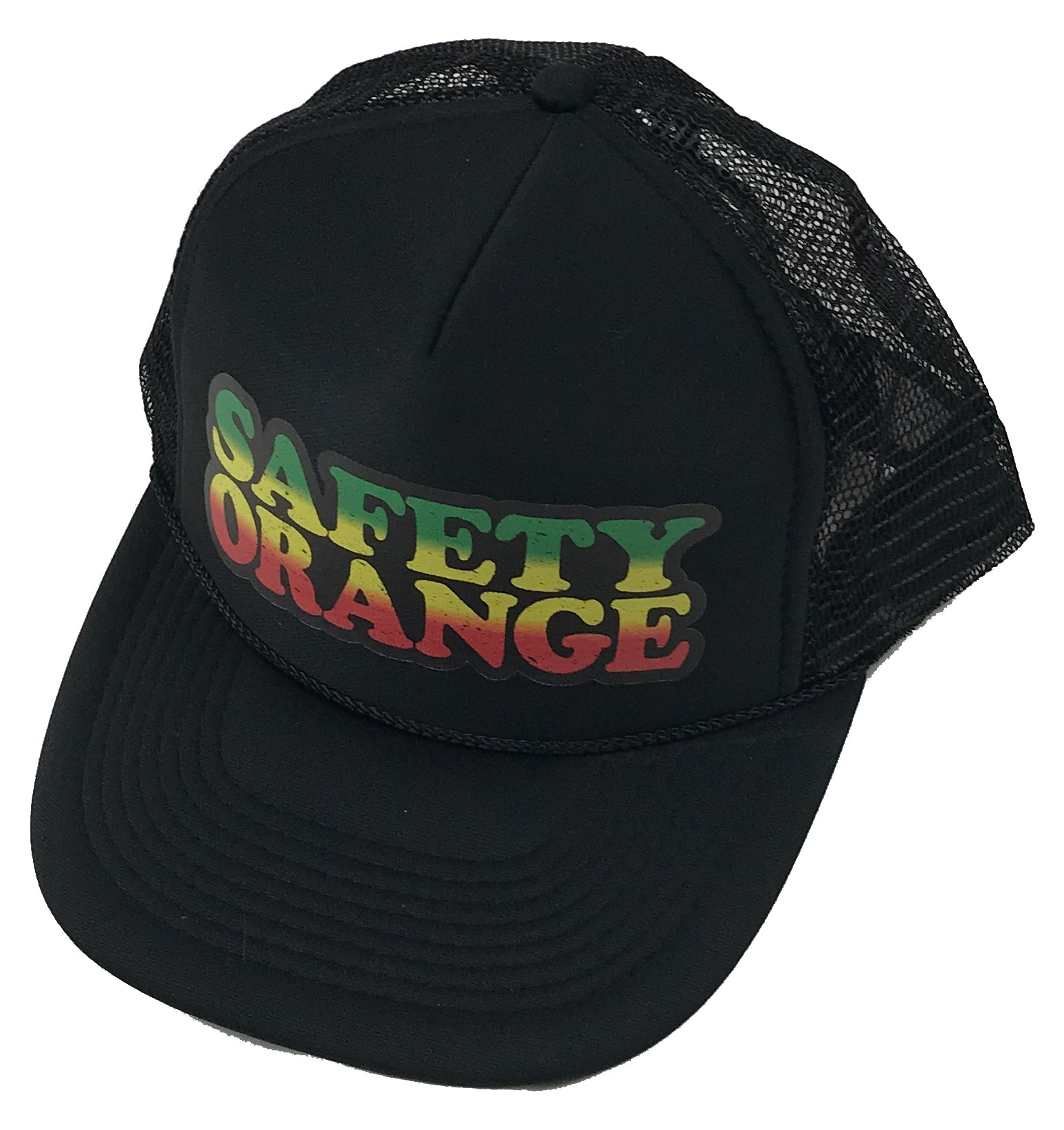 Hat - Trucker - Rasta