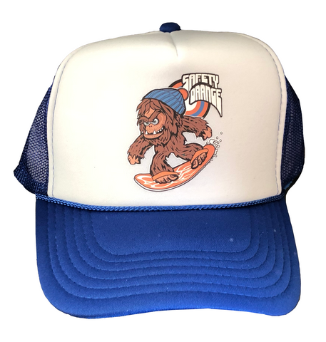 Hat - Trucker - Sasquatch
