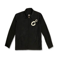 TEAM CC CREW JACKET - BLACK
