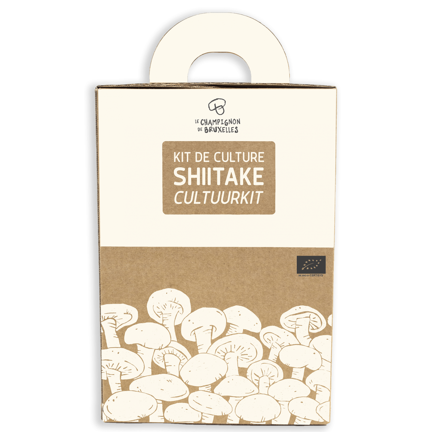 Shiitake growing kit