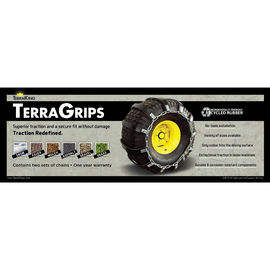 TerraGrips Tire Chains