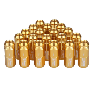 Vktech 20pcs JDM D1 Spec Wheel Lug Nuts for Honda Acura Civic Integra