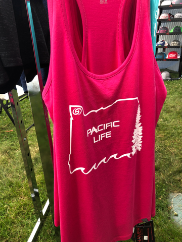 Women's pacific Life tank top