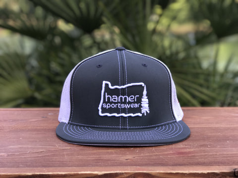 'Pacific Life' flexfit flatBill or curved hat