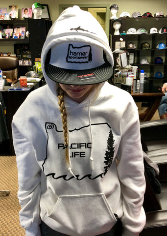 'Pacific Life' Sweatshirt