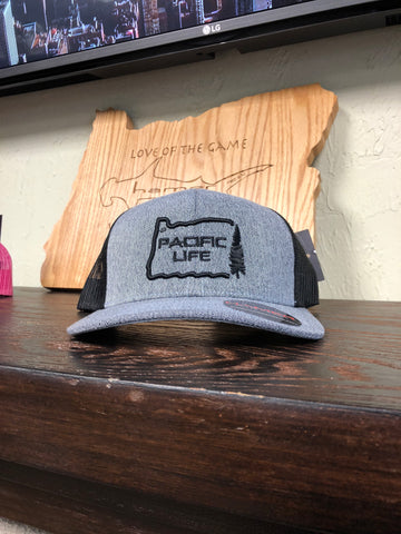 Pacific Life Mesh Hat