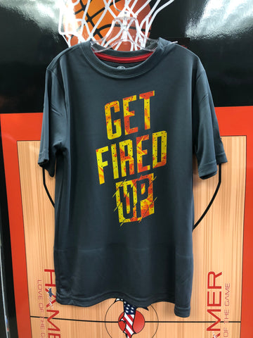 Youth Get Fired Up T-Shirt