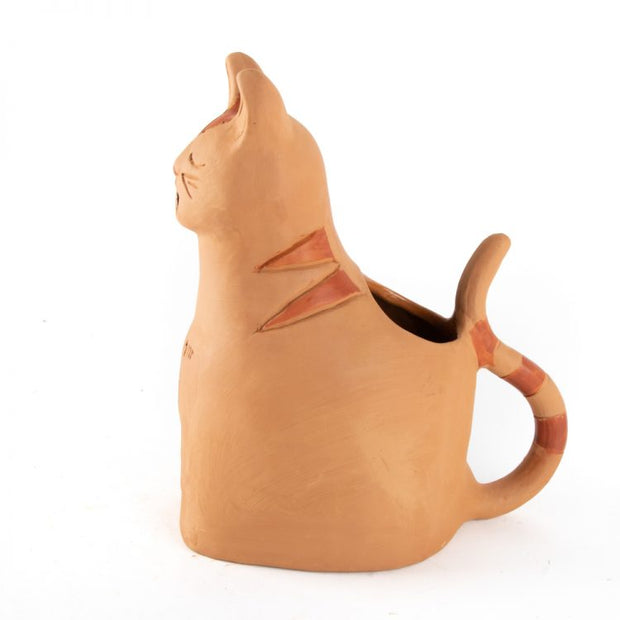 Trade Aid Purring Cat Watering Can 01.01.6370