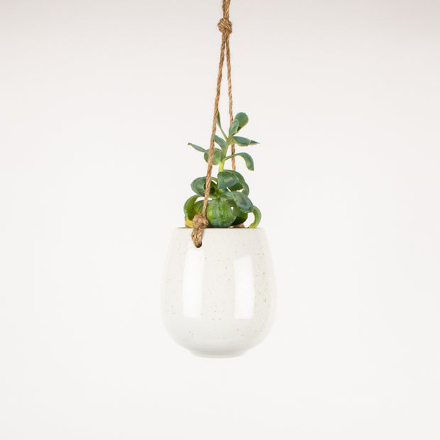 Trade Aid Hanging Planter (curved)  28.02.5102