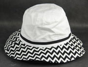 Amberlene Cotton Bucket Hat 088