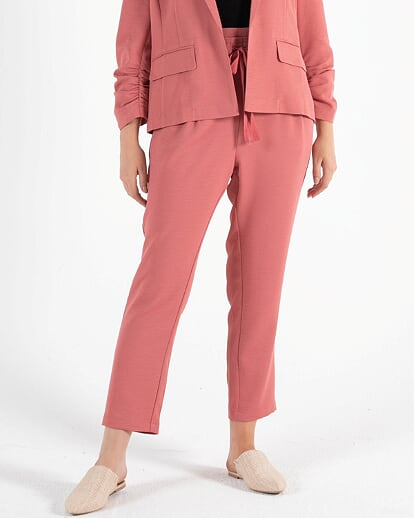 Sass Kastel Pant in Rose