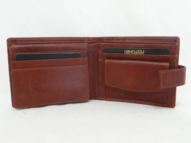 Bush Creek Men's Tab Wallet NV43