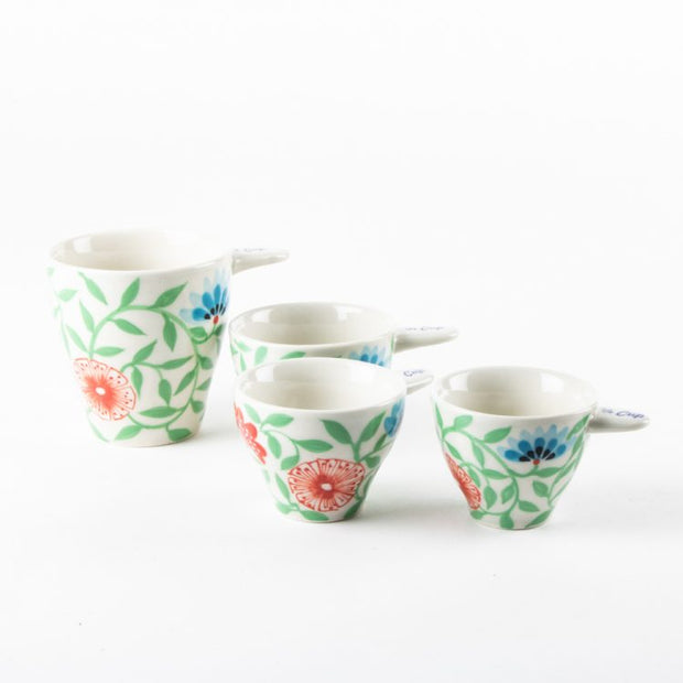 Trade Aid Floral Measuring Cups