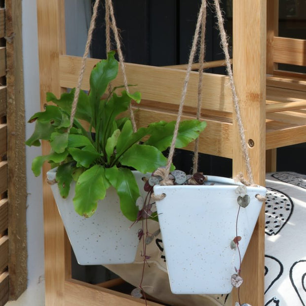 Trade Aid Conical Hanging Planter 28.02.5106