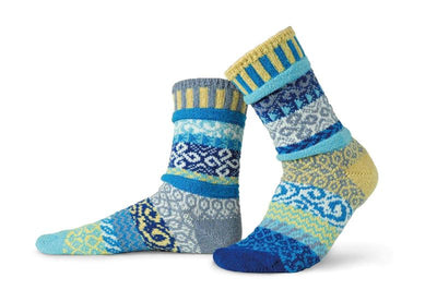 Solmate Socks - Air -  Adult Crew Socks
