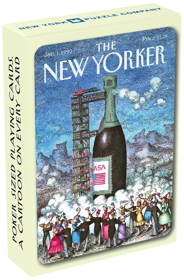 New York Puzzle Company - Have A Drink - Playing Cards