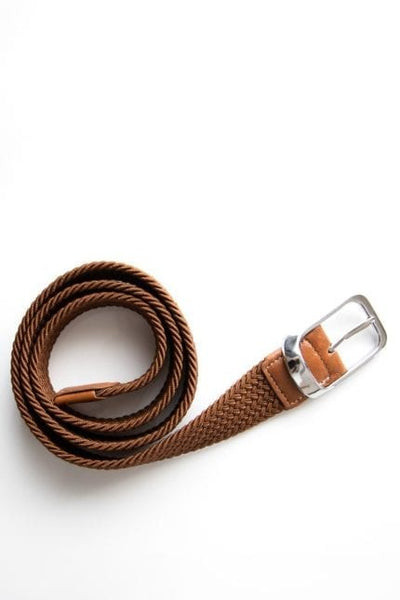 Stilen Tegan Belt Tan