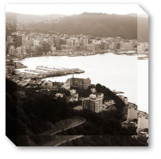 100% NZ Acrylic Block Wellington City