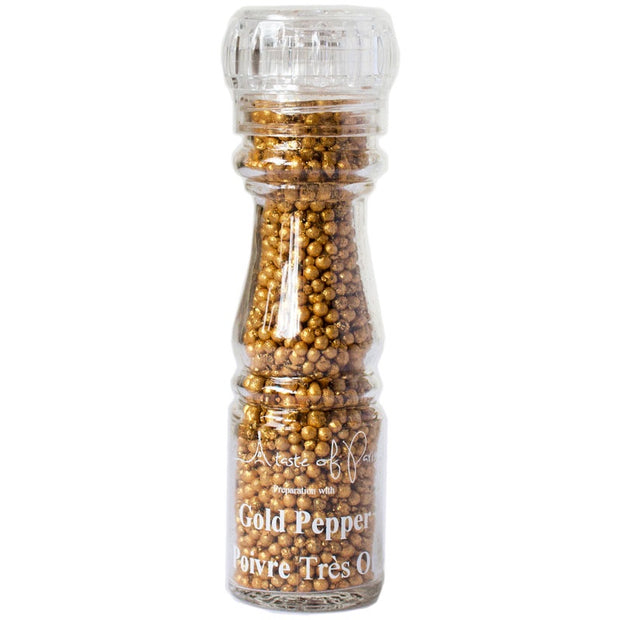 A Taste of Paris Gold Pepper 75g