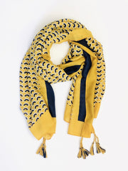 Some Yellow Scales Scarf 149