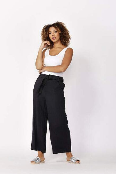 Betty Basics Keto Pant in Indi Grey
