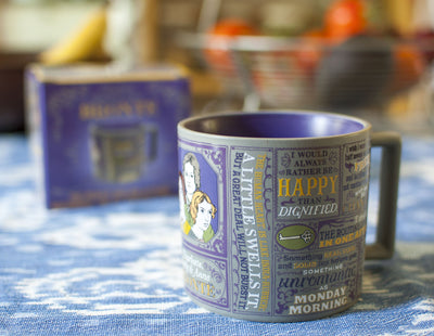 The Unemployed Philosophers Guild - Bronte Sisters - Mug