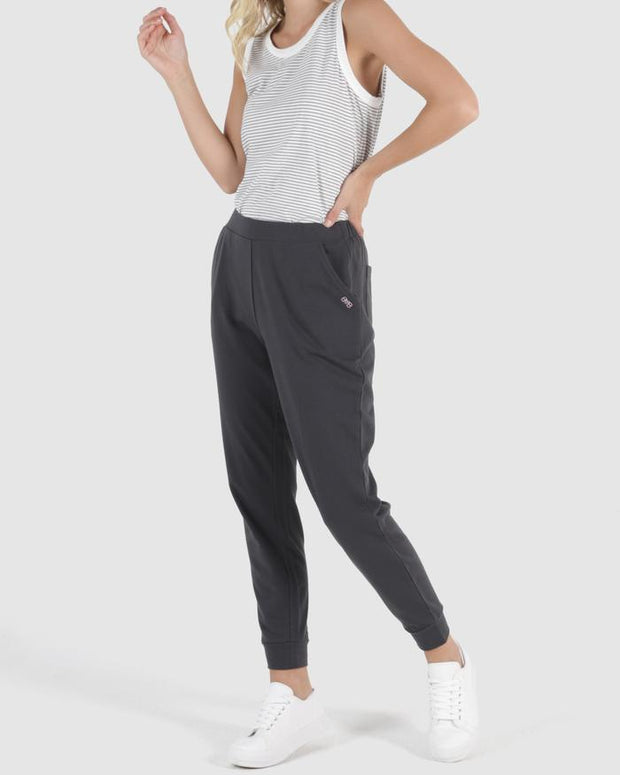 Betty Basics Lindsay Jogger in Gunmetal BB723