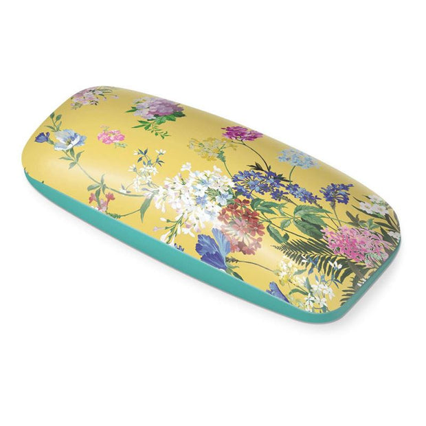Punch Studio - Floral Yellow - Eyeglass Case 46695