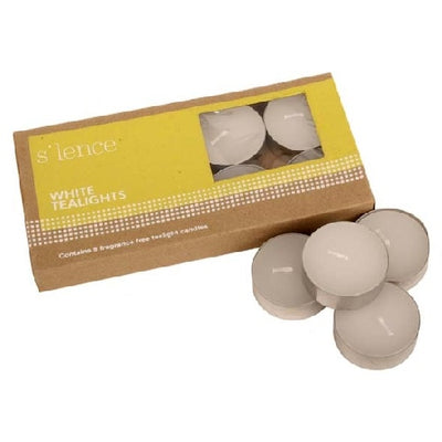 Trade Aid Set of 8 Tealight Candles