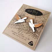 Natty Seagull Earrings J67