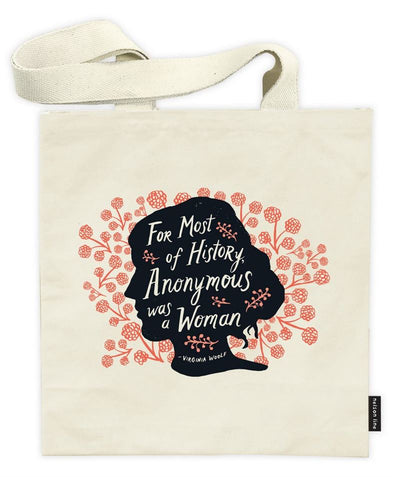 The New Yorker - Anonymous - Canvas Tote Bag