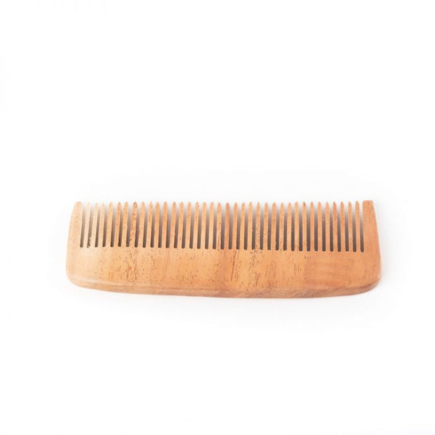 Trade Aid Mini Wooden Comb 09.03.2460