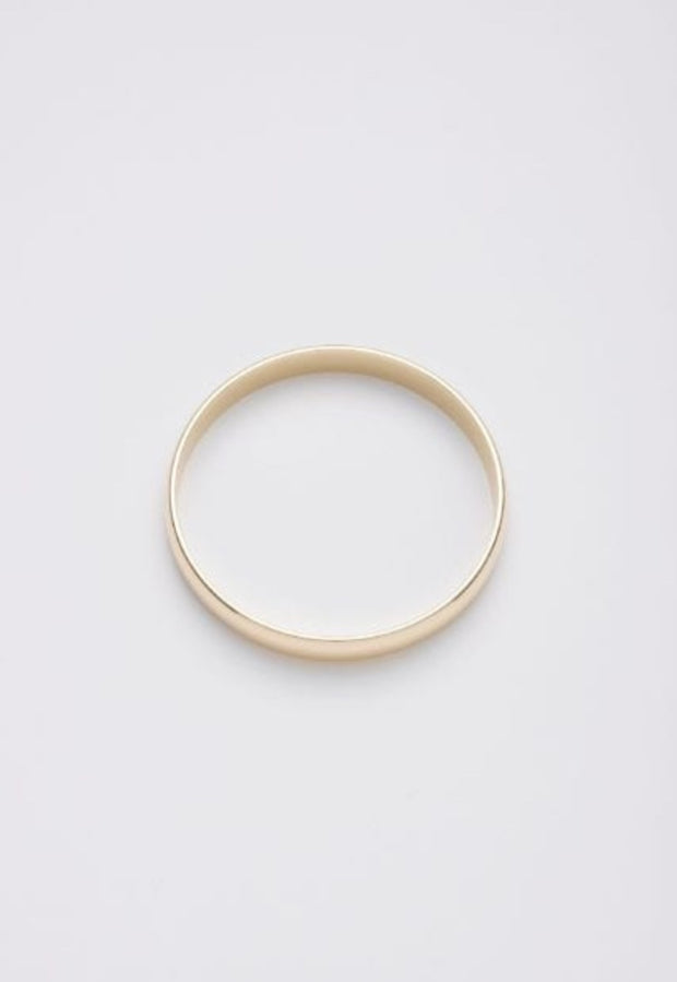 Stilen Distinct Bangle Gold Coloured