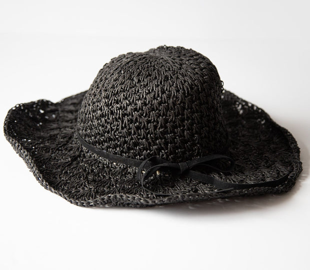 Stilen Talia Hat Black