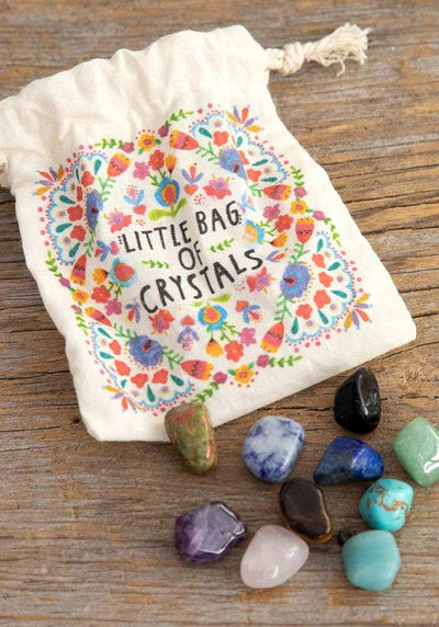 Little Bag of Crystals 001