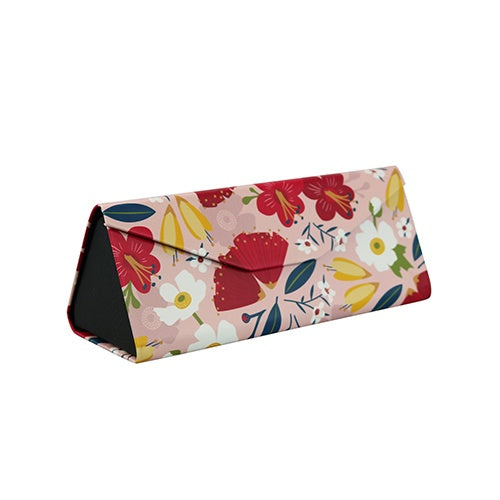 DQ Glasses Case Aotearoa Bloom 7701gcc