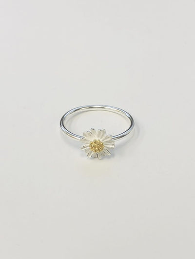 Some Sterling Silver Chamomile Ring 796