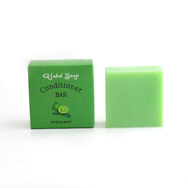 Global Soap Bergamot Conditioner Bar